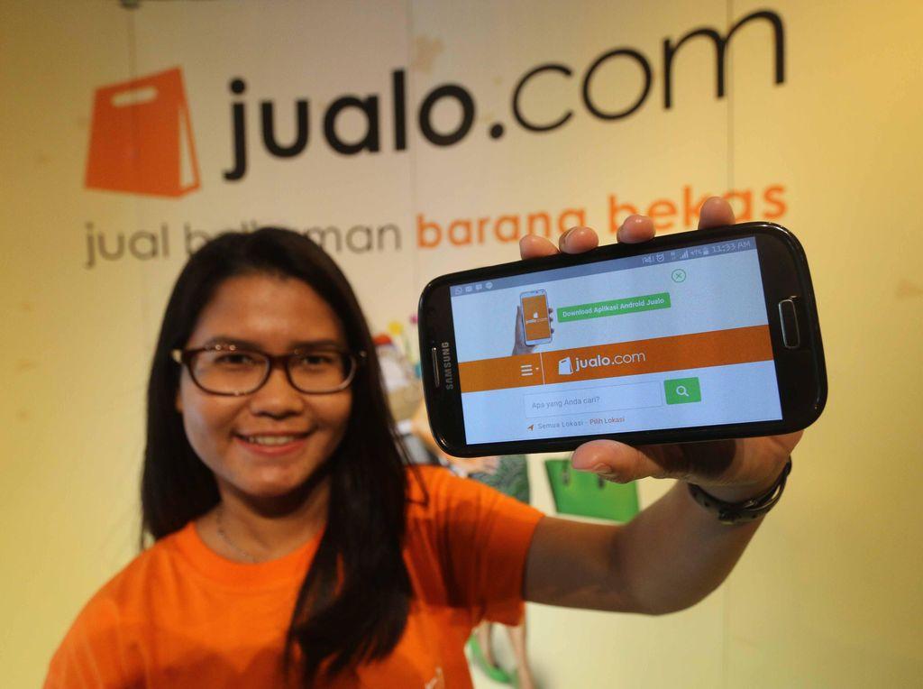 Jualo Dicaplok Startup Asal Singapura
