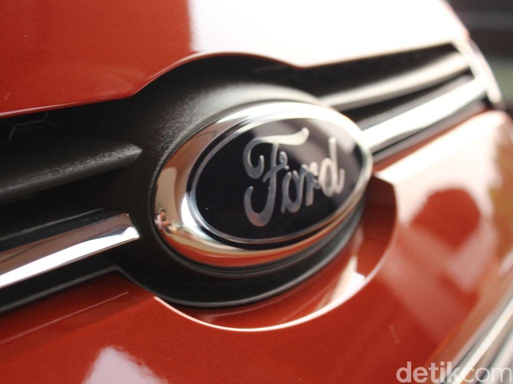 Tutup Pabrik di Brasil, Ford Disebut Minta Tambahan Subsidi