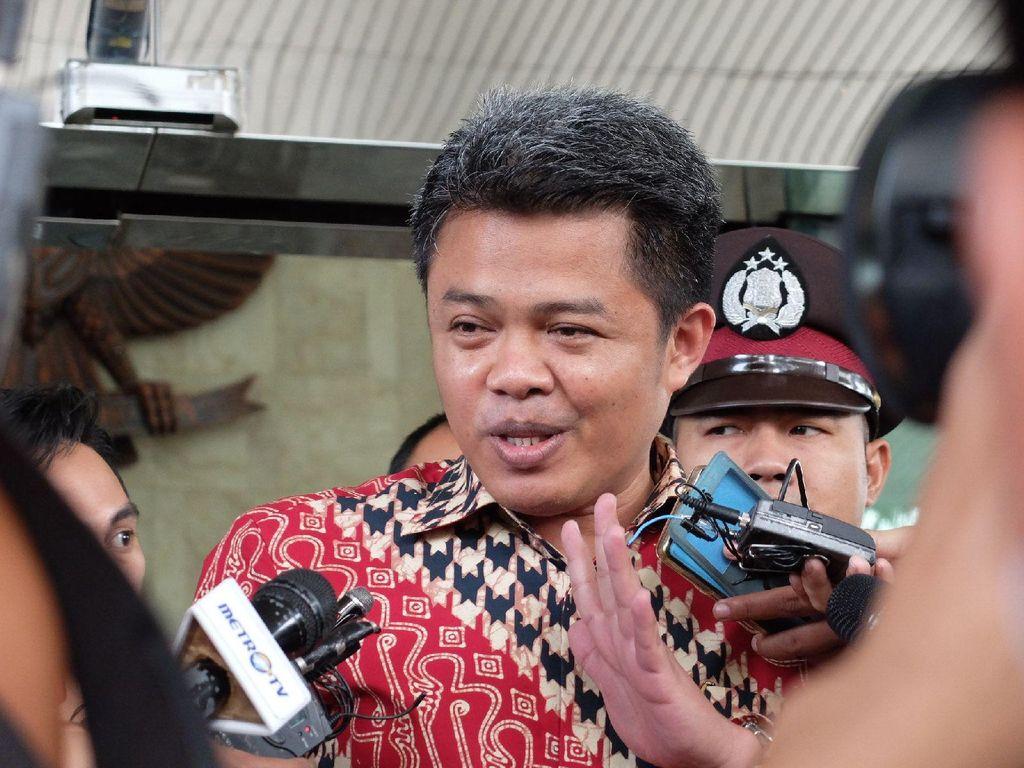 Sempat Mangkir, Komut PTPN VI Syarkawi Rauf Dipanggil KPK Lagi
