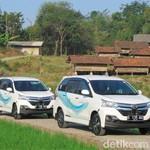 Tidak Hanya LCGC, Daihatsu Xenia Juga Jadi Taksi Online?