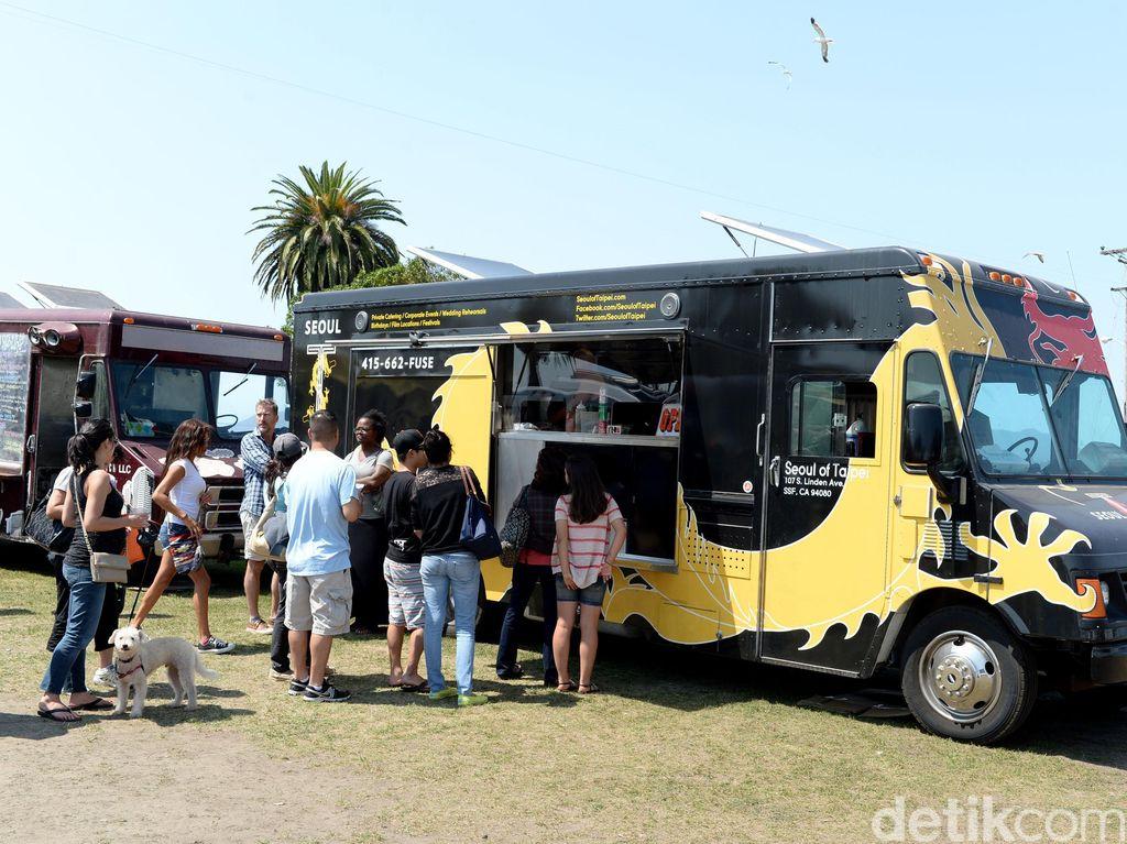 Ingin Terjun ke Bisnis Food Truck? Pahami Dulu Tantangannya