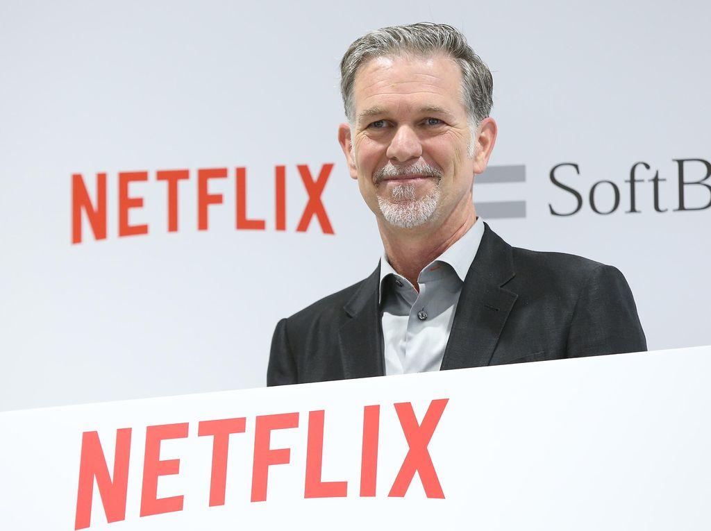 Ramai Diusik, Begini Kisah Berdirinya Netflix