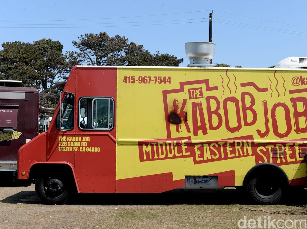 Mau Mulai Bisnis Food Truck? Baca Dulu Tipsnya