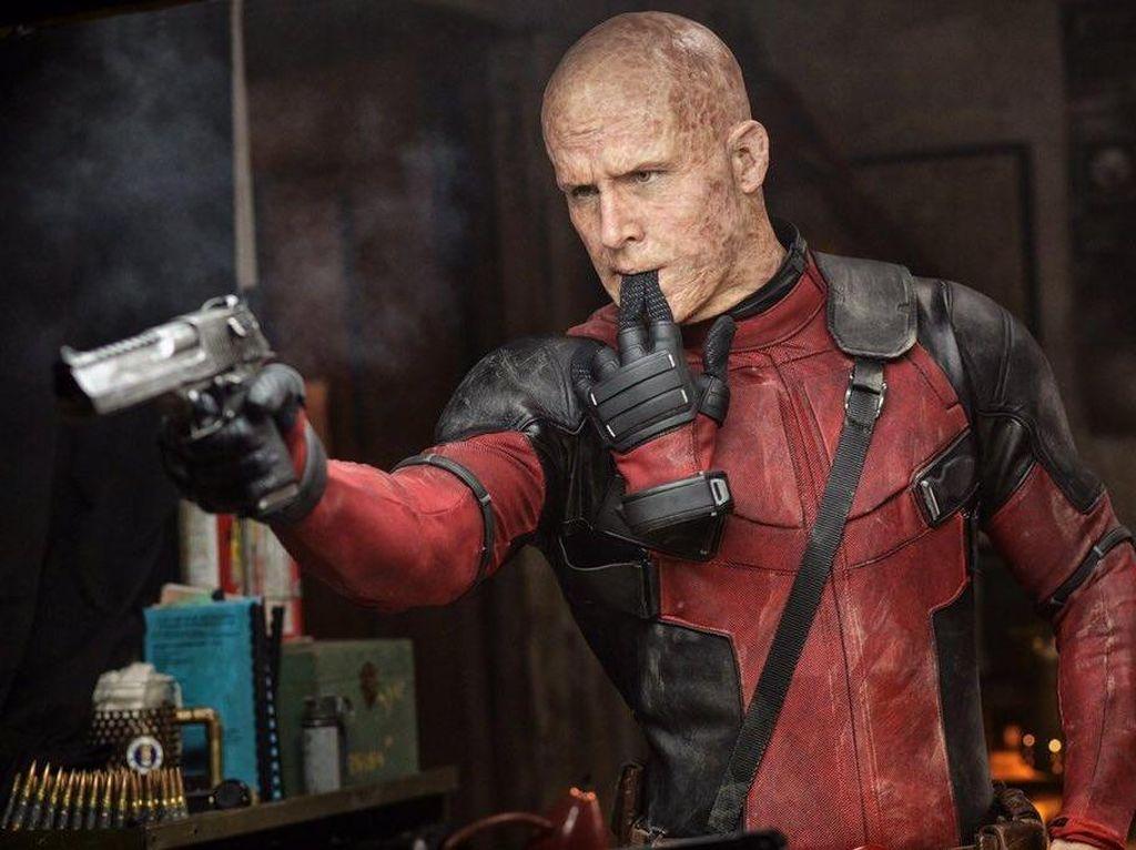 Ryan Reynolds Kunci Deadpool Bersedia Gabung di MCU