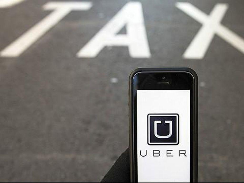 Uber Putus Kemitraan Sopir Nakal yang Tak Hentikan Argo