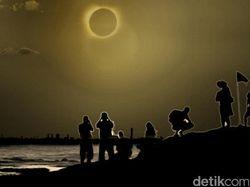 Gerhana Matahari Terjadi Besok, BMKG: Jangan Lihat dengan Mata Telanjang!