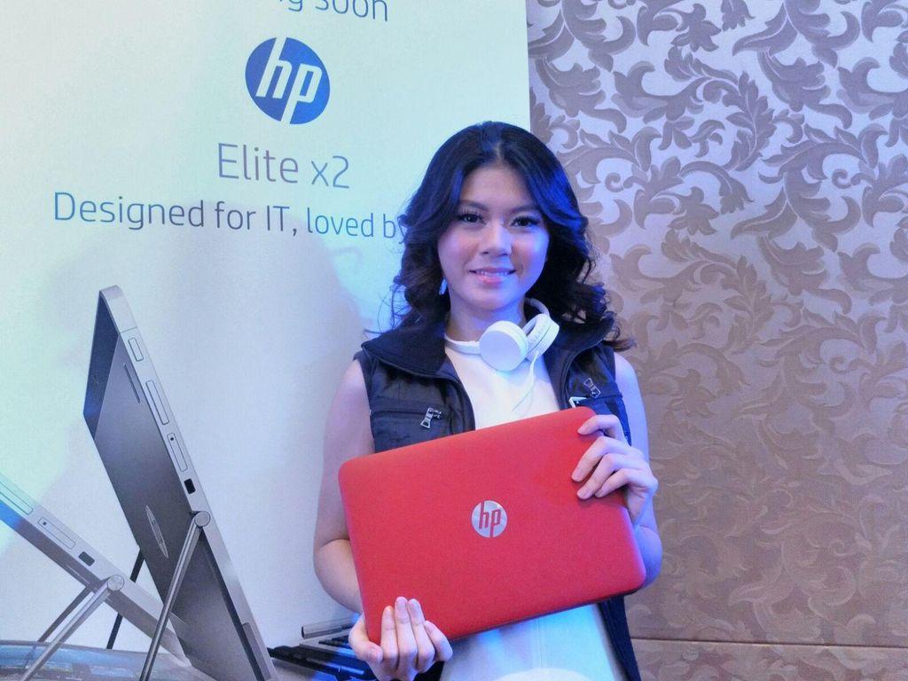 Deretan Notebook Terbaru HP Unjuk Gigi