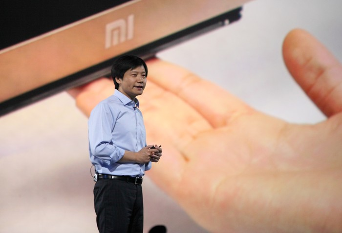 CEO Xiaomi Lei Jun (Foto: Getty Images)