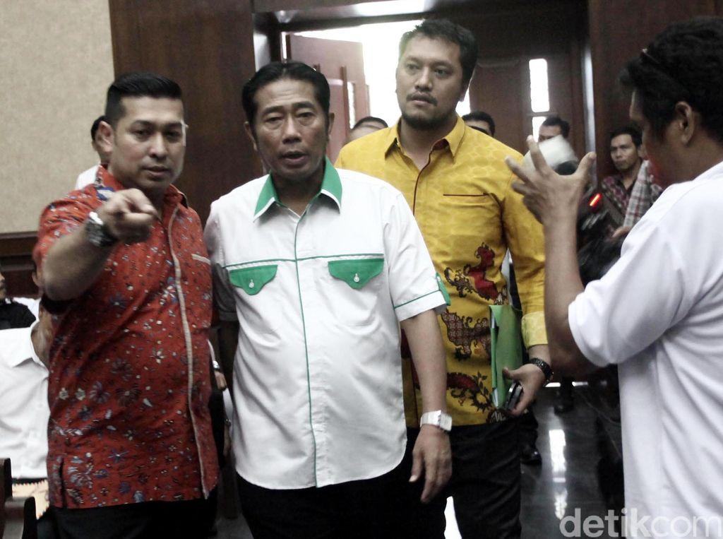 3 Anggota DPRD DKI Bersaksi di Sidang UPS