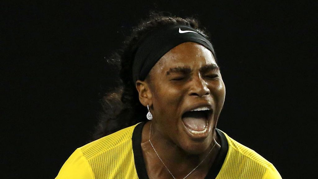 Kalahkan Radwanska, Serena ke Final Australia Terbuka