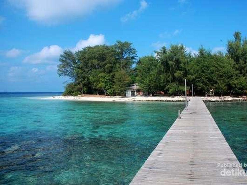 My Trip My Adventure: Main ke Pulau Cemara Kecil di Karimun Jawa