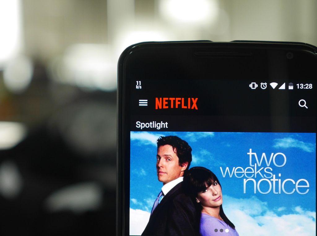 Uji Publik Permen OTT: Netflix cs Wajib Berbadan Usaha Tetap
