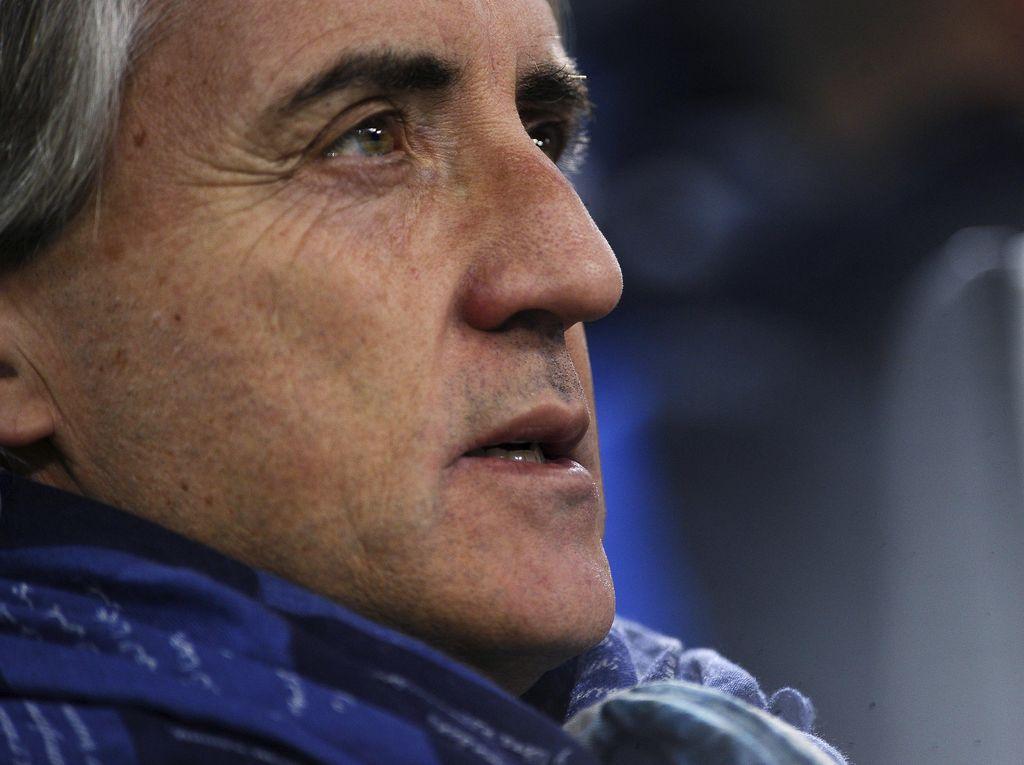 Mancini Senang Inter Menang Lagi dan Tempel Tiga Besar