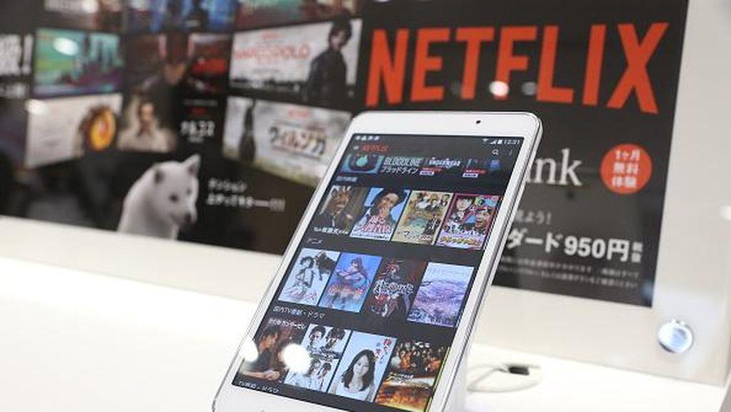 Pelanggan Netflix Tembus 139 Juta