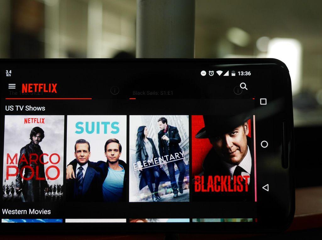 Ini Kecepatan Provider Internet Indonesia Saat Streaming Netflix