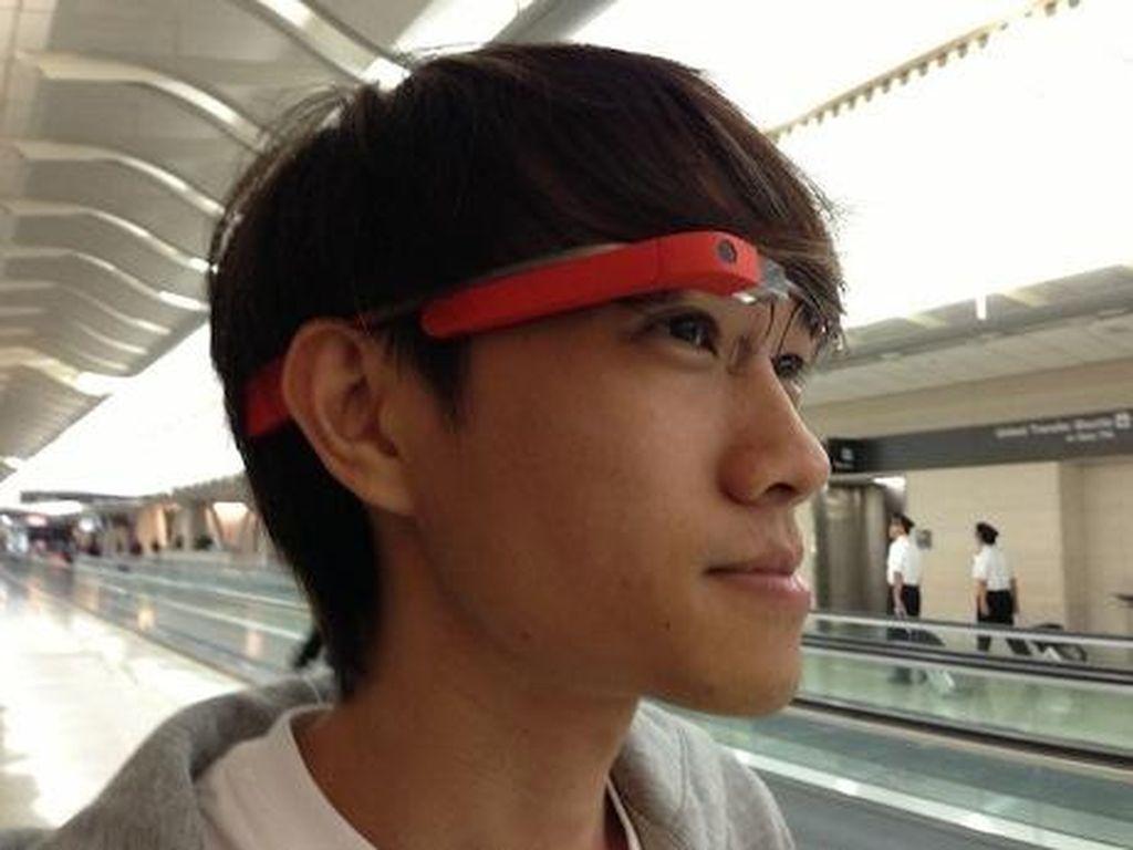 Google Glass Bisa Bantu Anak-anak Autis Bersosialisasi