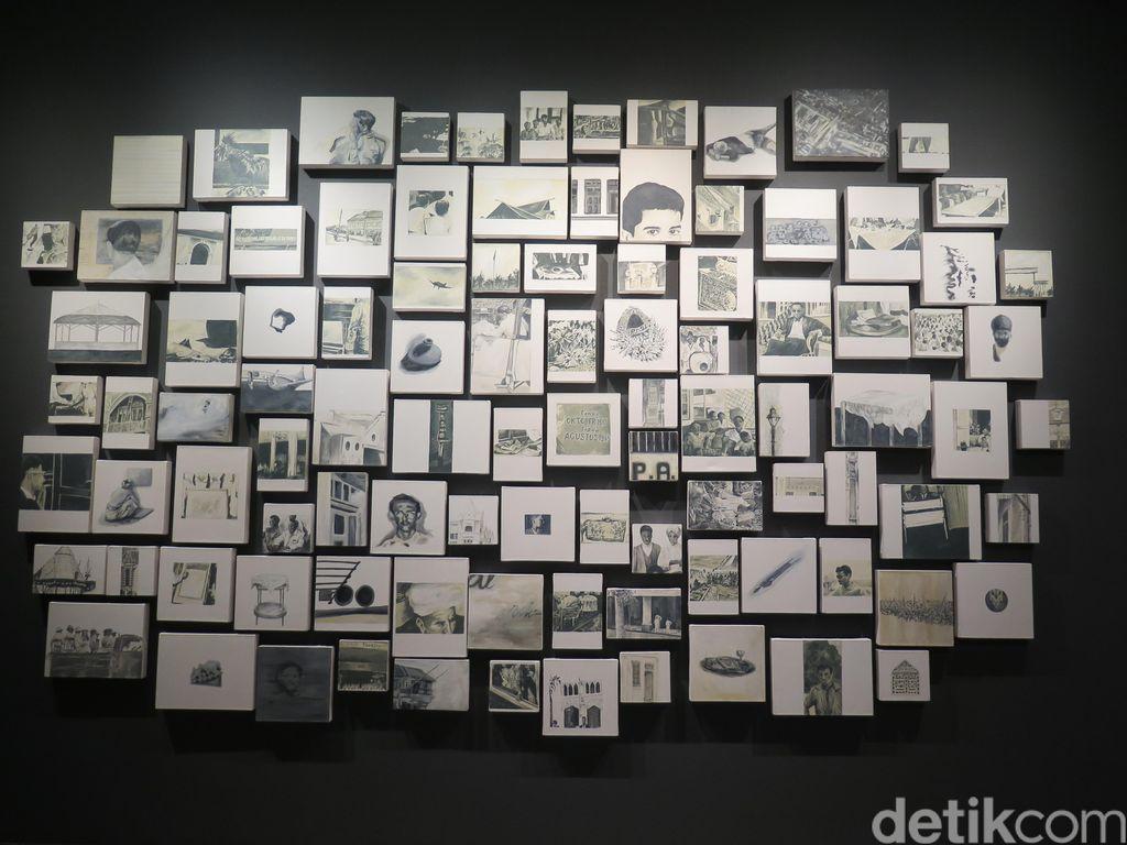 Saleh Husein Bawa Jejak Budaya Arab di Proyek Residensi Singapura