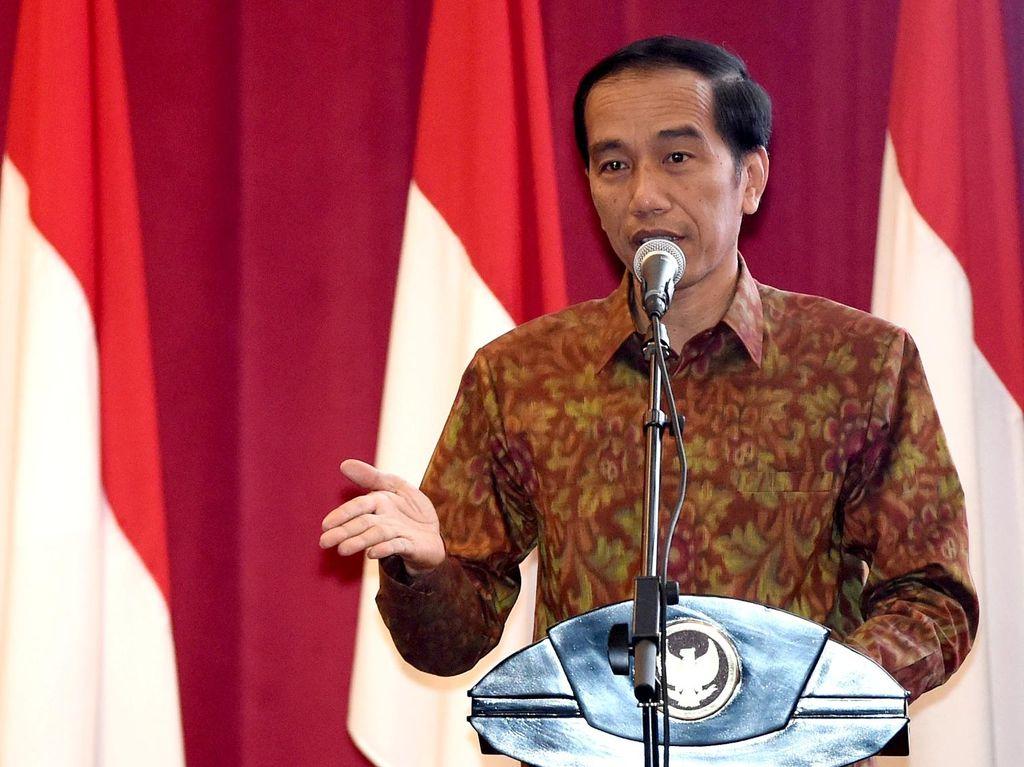 Jokowi Minta Penegak Hukum Lebih Galak Tindak Mafia Pajak dan Money Laundering