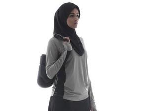 Foto: Intip Baju Olahraga Khusus Hijabers Rancangan Sigi Wimala