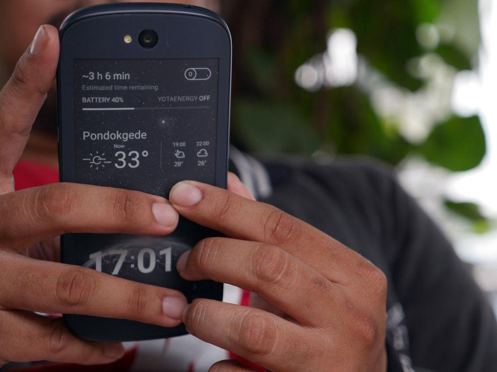 YotaPhone, Ponsel Dua Wajah yang Tamat Riwayatnya