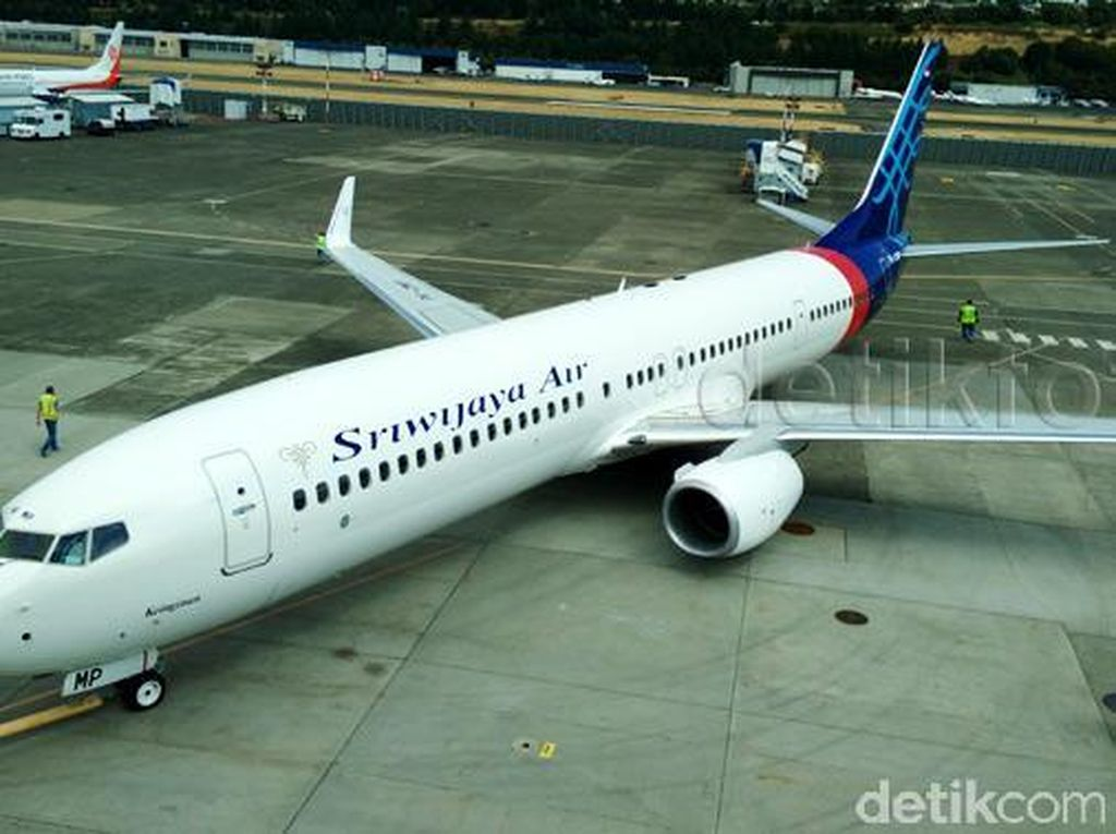 Kemenhub Pastikan Monitoring Pesawat Sriwijaya Group yang Beroperasi