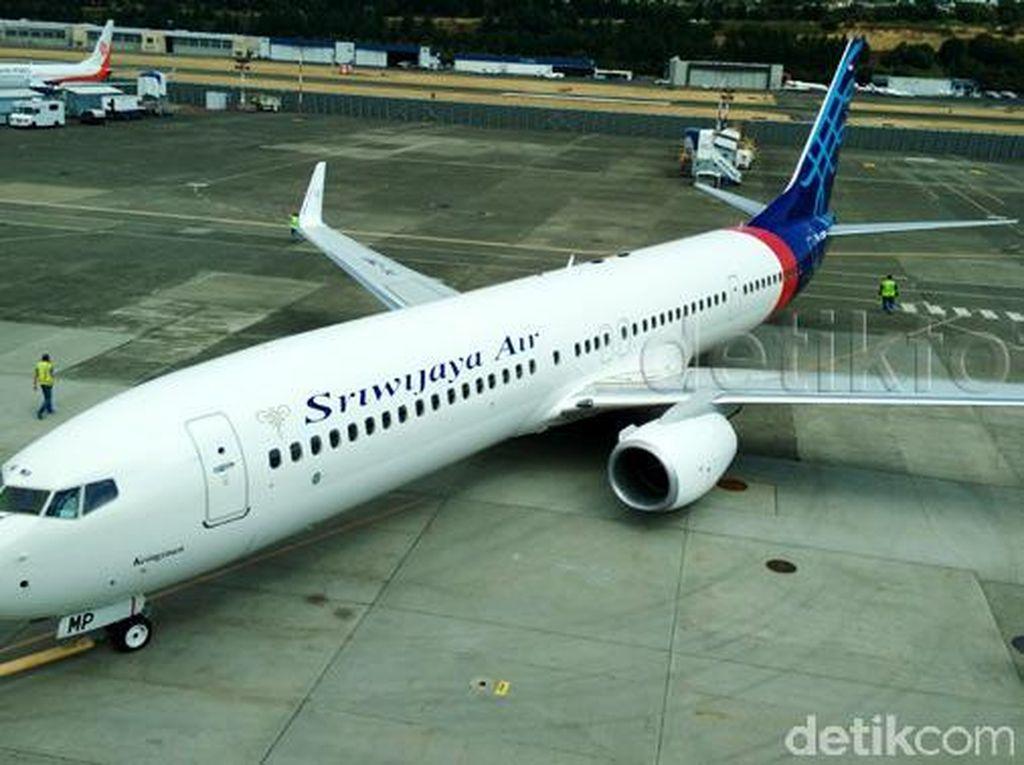 Ini Jadwal Pesawat Sriwijaya yang Dibatalkan Hari Ini
