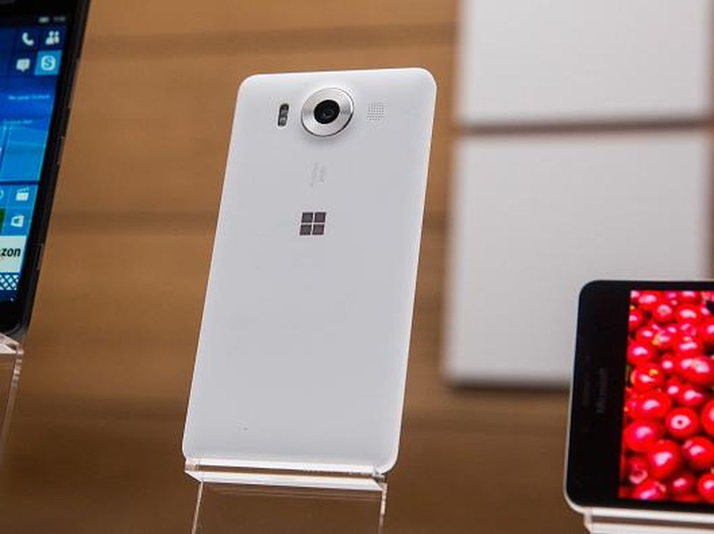 Windows Phone 8.1 Resmi Ditendang