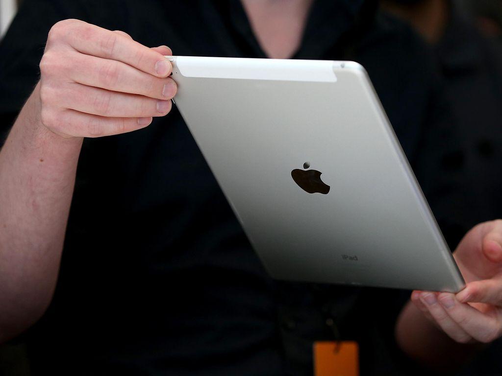 iPad Pro Mini Dapat Merekam Video 4K