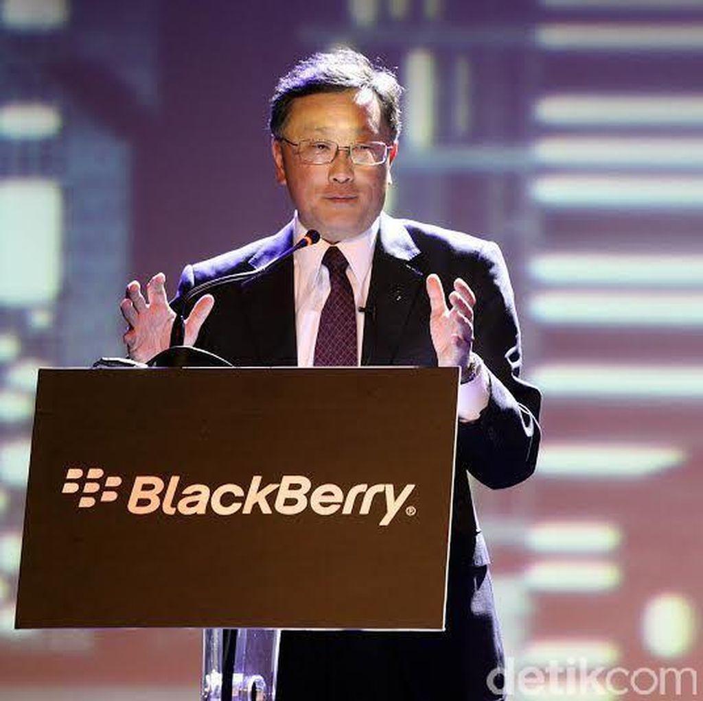 BlackBerry yang Dulu Dipuji