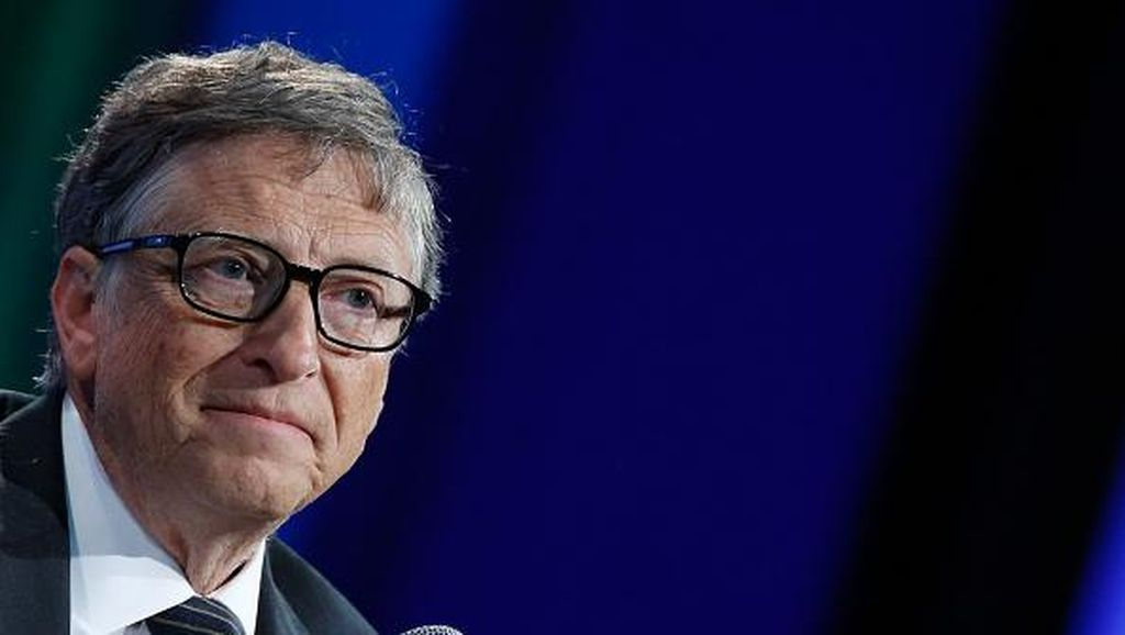 Obama Beri Bill Gates Penghargaan Karena Rajin Sedekah