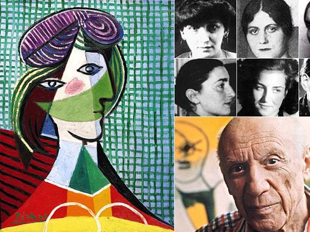 6 Perempuan di Balik Lukisan-lukisan Picasso