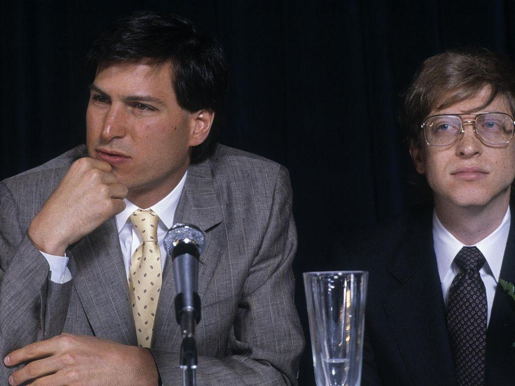 5 Prediksi Ini Buktikan Visi Jempolan Jobs, Gates, dan Bezos