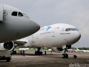 Diduga Sakit, Penumpang Penerbangan Garuda Jeddah-Jakarta Meninggal