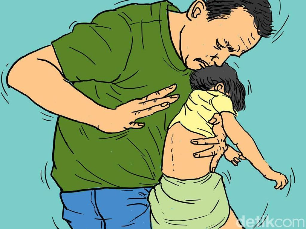 Kata Polisi soal Tangan Retak Anak Balita yang Dianiaya Pria Tangerang