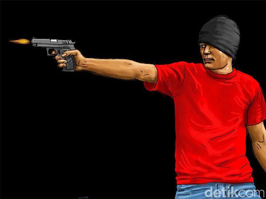 Polres Tangsel Selidiki Rentetan Penembakan Misterius di 7 TKP