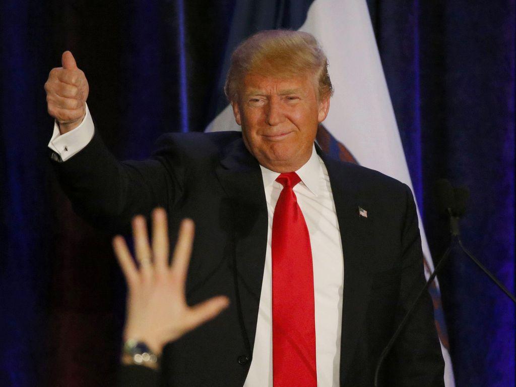 Donald Trump Dinominasikan Jadi Penerima Nobel Perdamaian 2016