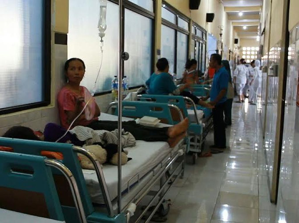 Tak Penuhi Kompetensi, 615 Rumah Sakit Direkomendasikan Turun Kelas