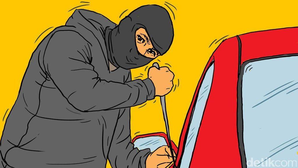 Kaca Mobil Dipecah, Anggota Hipmi Sulsel Kehilangan Uang Rp 134 Juta