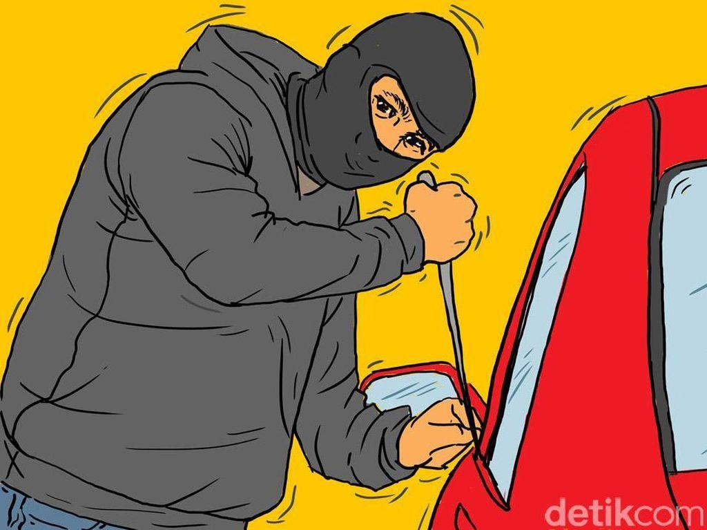 Polisi Tangkap 4 Orang Sindikat Pencuri Mobil Pikap di Jaktim