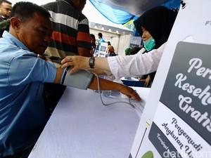 Ribuan Petugas Kesehatan di Jabar Siaga Selama Mudik Lebaran