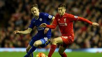 Leicester Vs Liverpool: Duel Klub On Fire