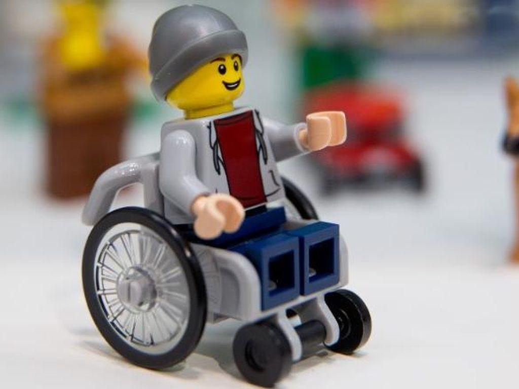 Viral Wanita Berkursi Roda Dilarang Masuk Toko karena Takut Bikin Kotor