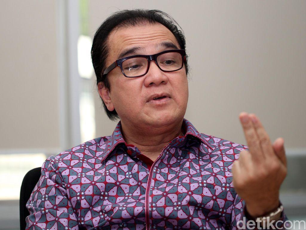 Tantowi Yahya Janjikan Banten Baru