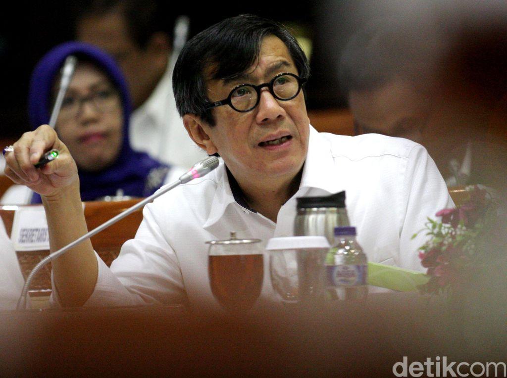 Menkum HAM: Kami Siap Hadapi Gugatan Rp 1 Triliun PPP di Pengadilan