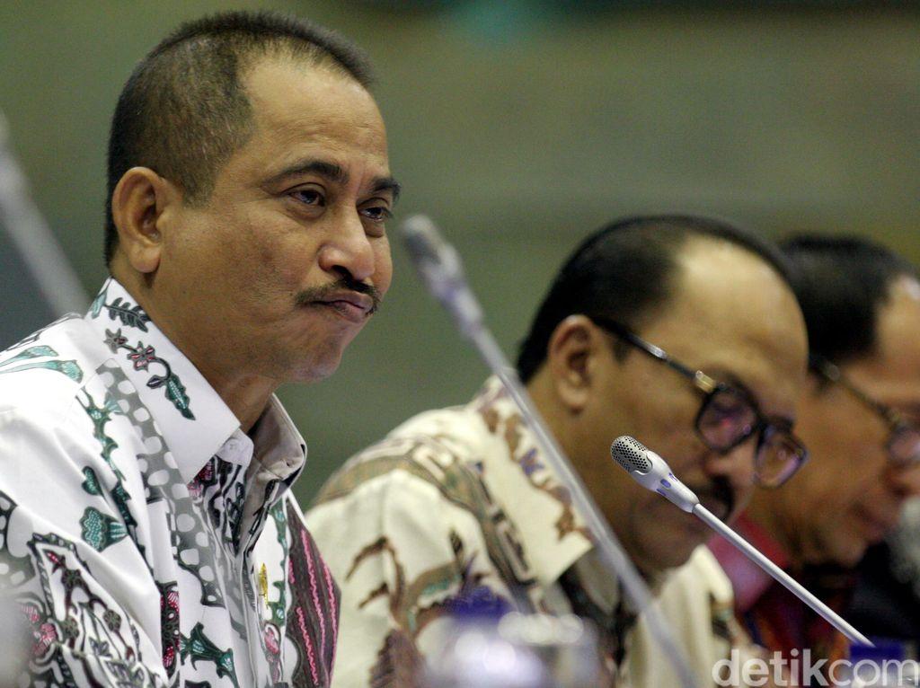 Menteri Pariwisata Raker dengan Komisi X