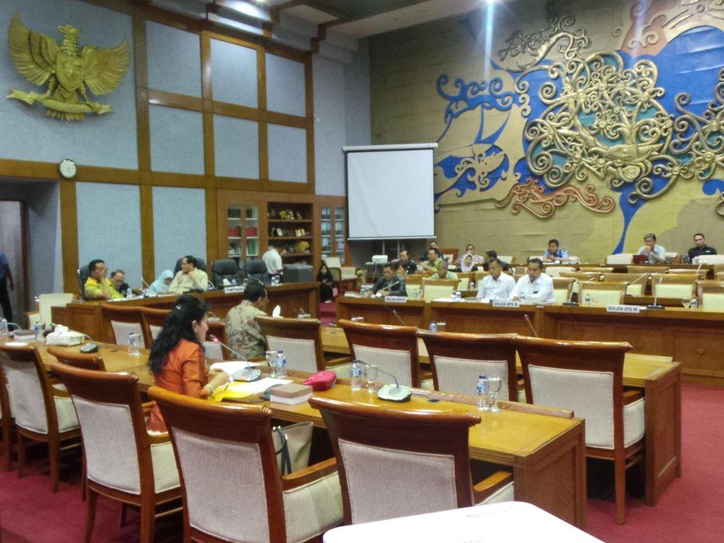 Rapat Baleg DPR, PKS Minta RUU HIP Ditarik dari Prolegnas