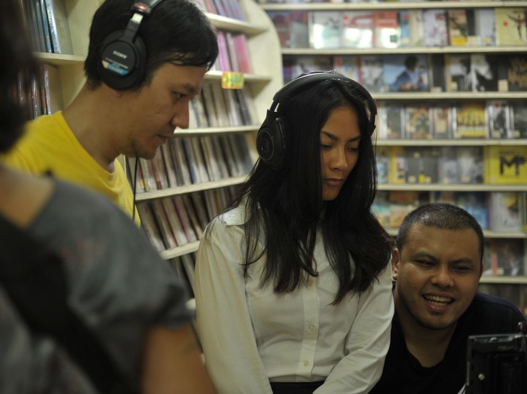 Joko Anwar: Tara Basro Nyaman dengan Dirinya Sendiri dan Itu Penting