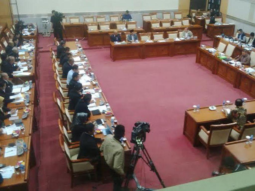 DPR Pertanyakan Kerja Sama BNN dan Polri Soal Penggerebekan Bandar Narkoba