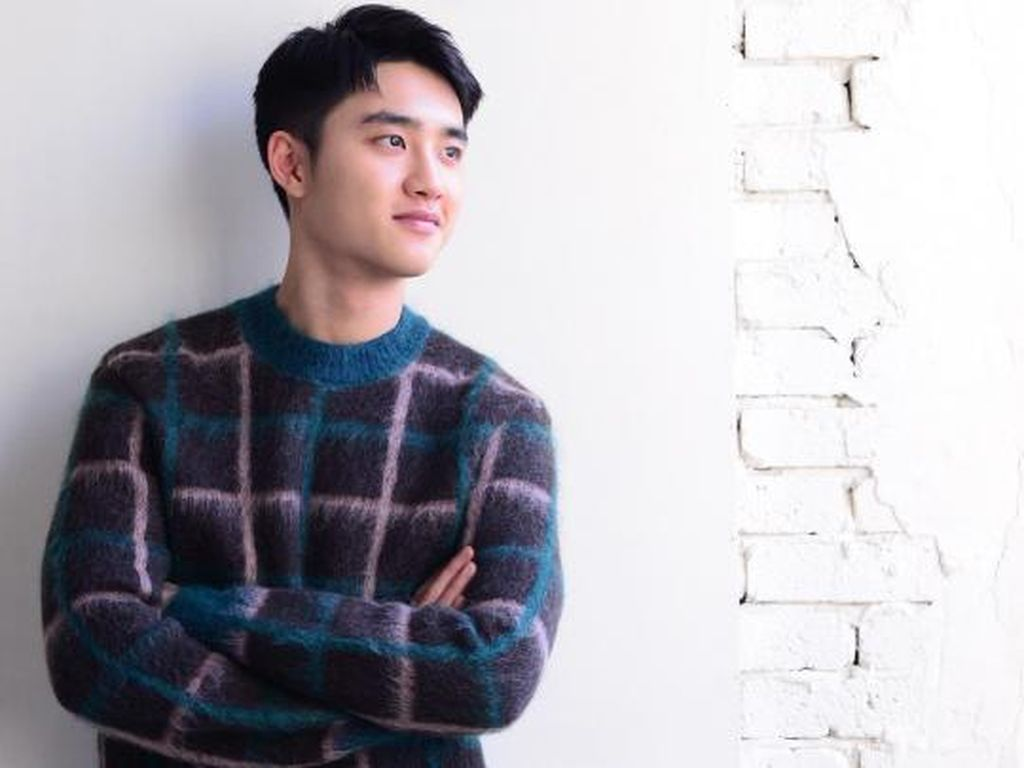 D.O EXO Tak Sabar Ingin Kolaborasi dengan Yoo Jae Suk