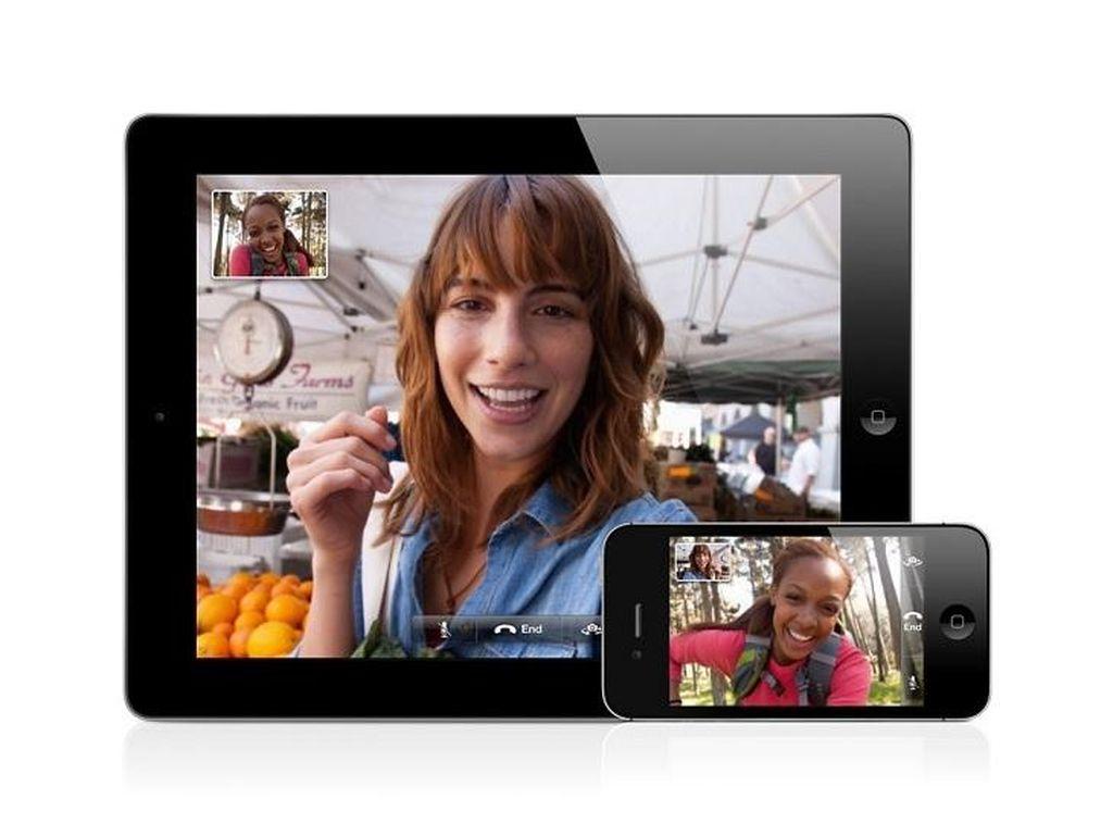 Apple Perbaiki Celah Mata-mata di FaceTime